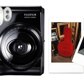FUJIFILM - instax mini 50s piano black