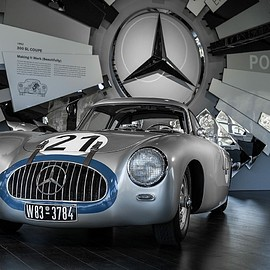 Mercedes-Benz - 1952 Le Mans-winning 300 SL W194