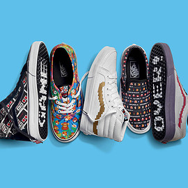 VANS - 6/10(FRI) RELEASE VANS×NINTENDO COLLECTION