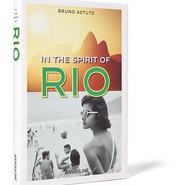 Assouline - In the Spirit of Rio Hardcover Book
