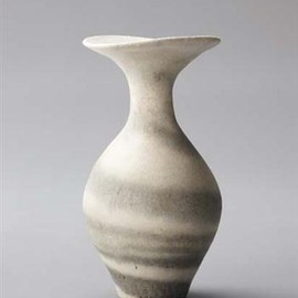 Lucie Rie - Vase with Flaring Lip