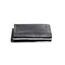 WERKSTATT MUNCHEN - DOUBLE CARD CASE WITH MONEY CLIP