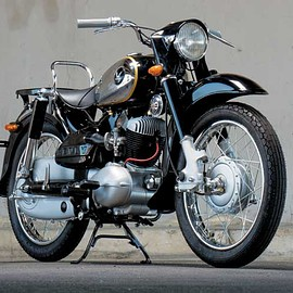 HONDA - JC58 Benly 1958