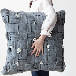 cool enough studio - HUHU cushion