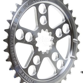 White Industries - DOUBLE/DOUBLE Chainring - 38/35t