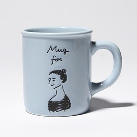 JOURNAL STANDARD - LH MUG FOR LADIES YOKOHAMA