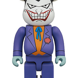 MEDICOM TOY - BE@RBRICK THE JOKER (BATMAN The Animated Series Ver.) 1000%