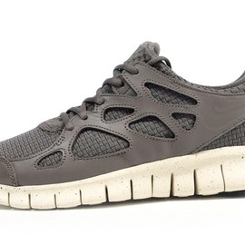 NIKE - FREE RUN+ 2 WOVEN LEATHER TZ 「LIMITED EDITION for Tier 0」