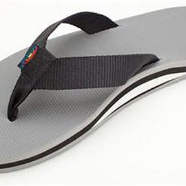 RAINBOW SANDALS - The Classics  - Single Layer Classic Rubber with a Nylon Strap