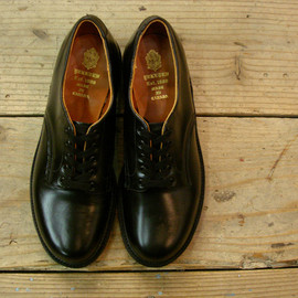 YUKETEN - 1940 Milspec Oxford Black