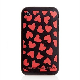 MARC BY MARC JACOBS - Hearts Wild 3G iPhone Cover