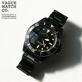 VAGUE WATCH Co. - VAGUE WATCH BS-L001-SB