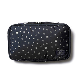 "HEAD PORTER - ""STELLAR (NEW)"" TRAVEL ORGANIZER NAVY"