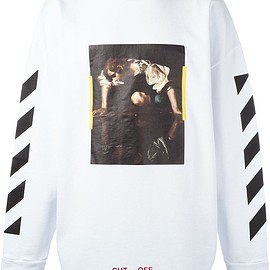 OFF-WHITE Sporty Off Jumper