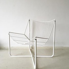 Ikea - Jarpen wire chair by Niels Gammelgaard, 1983