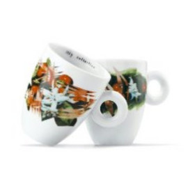 illy - Coffee Flower Ideas by James Rosenquist