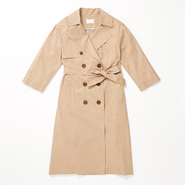 URBAN RESEARCH - Maxi Trench Coat