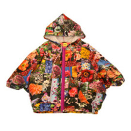 Paul Smith - flower parka