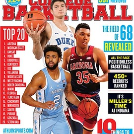 Athlon Sports - College Basketball 2017-18