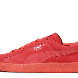 PUMA - SUEDE CLASSIC ECO ORANGE 【2013FA】