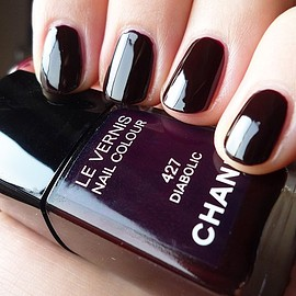 CHANEL - LE VERNIS NAIL COLOUR #427 DIABOLIC