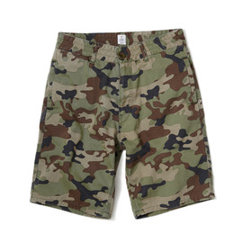 HEAD PORTER PLUS - CAMO SHORTS