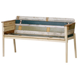 Piet Hein Eek - Scrapwood Arm Bench
