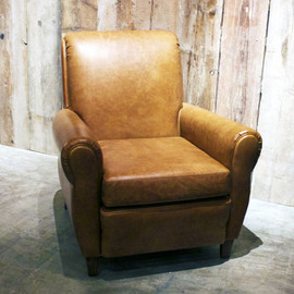 TRANSHIP - Leather sofa