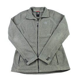 THE NORTH FACE - The North Face Gray Fleece Jacket Liner WOMENS Size Medium