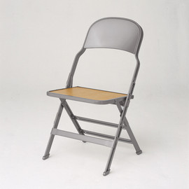 CLARIN - WOOD SEAT FOLDING CHAIR