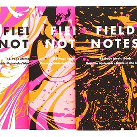 Field Notes - Limited Edition Field Notes XOXO 2016 Notebooks (Sealed 3-Pack)