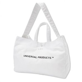 UNIVERSAL PRODUCTS - NEWS BAG WHITE