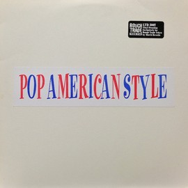 Various Artists - POP AMERICAN STYLE
