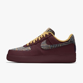 NIKE, PENDLETON - Nike Air Force 1 Low Pendleton By You