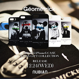 Geometric - iPhone case