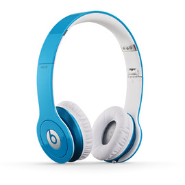 Beats by Dr. Dre - Beats By Dre / Solo HD Light Blue On-Ear Headphone