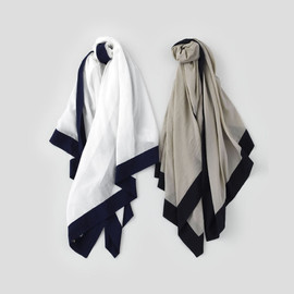 ARTS&SCIENCE - Combi Color Stole