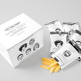 AND THE FRIET - GIFT BOX MINI 10pc
