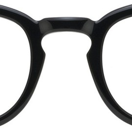 MOSCOT - LEMTOSH Black/Clear