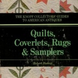 Robert Bishop - Quilts, Coverlets, Rugs & Samplers