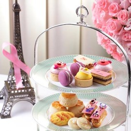 The Peninsula Tokyo - Pink Ribbon Afternoon Tea