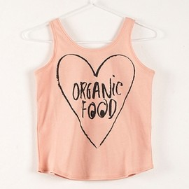 BOBO CHOSES - T-Shirt S/less Organic Food