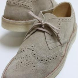 Clarks - KHAN BROGUE