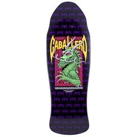 Powell-Peralta - Powell Peralta Skateboards <br>  Powell Peralta Cab Street Re-Issue  Deck <br> 9.625x29.75 - Purple
