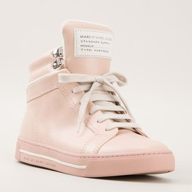 MARC BY MARC JACOBS - hi-top trainers