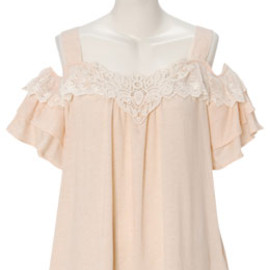 JILL by JILLSTUART - BATTEN LACE