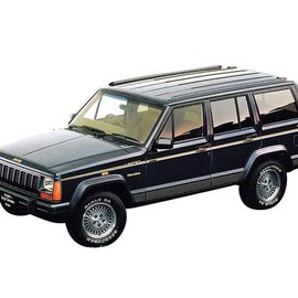 Jeep - Cherokee Limited 4WD