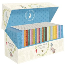 Beatrix Potter - The World of Peter Rabbit - The Complete Collection of Original Tales 1-23