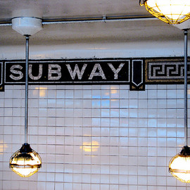 SUBWAY CERAMICS - Subway Tile