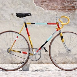 "Bici single speed ""Solstice"""